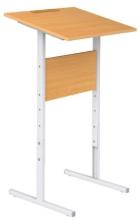 Стол ученический для работы стоя «Конторка» регулировка по высоте