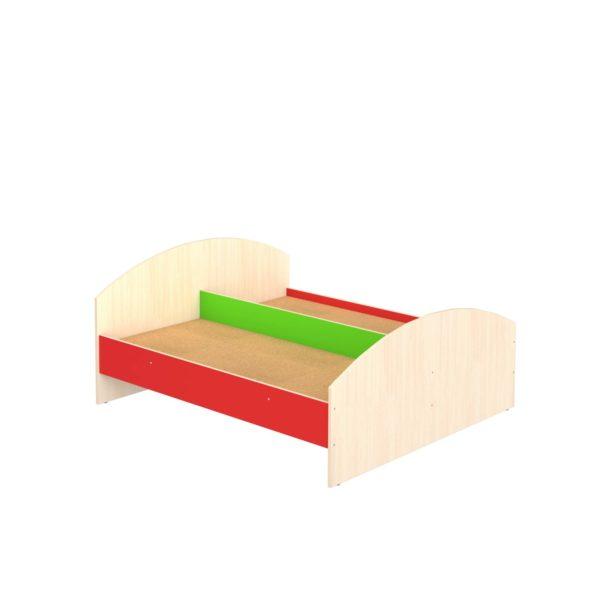 Кровать детская двухместная