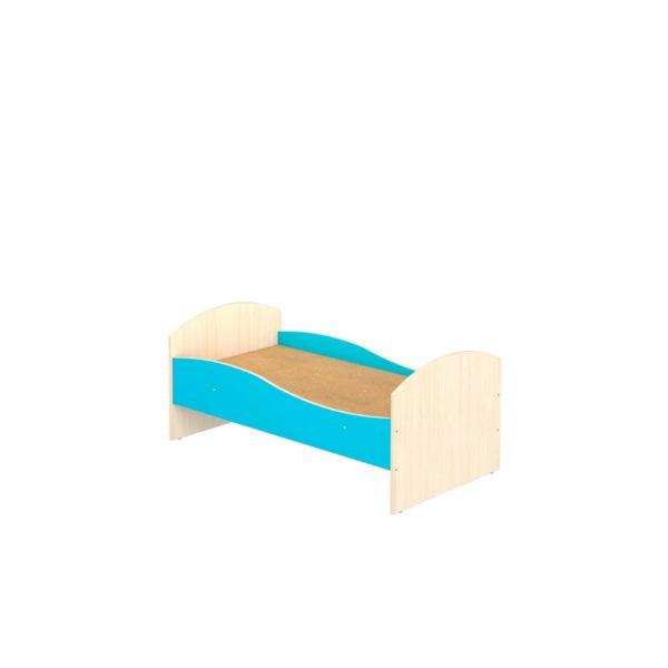 Кровать для детского сада Волна