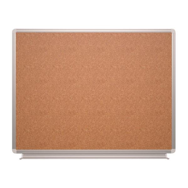 Доска для объявлений пробковая 100х75 см