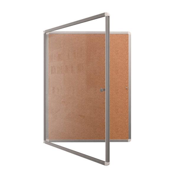 Доска-витрина пробковая 100х75 см