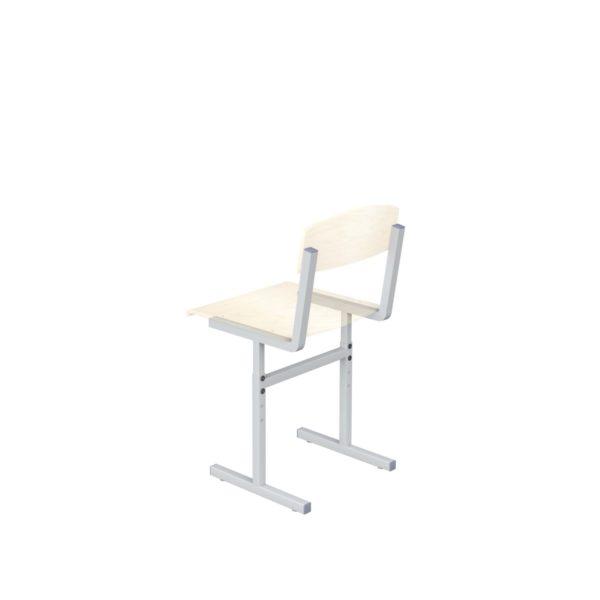 Металлокаркас стула ученического регулируемого