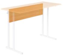 Царга стола ученического 2-местного