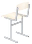 Металлокаркас стула ученического нерегулируемого