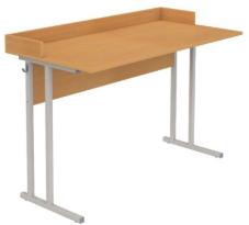 Ученический лабораторный стол для кабинета физики