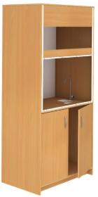 Шкаф вытяжной лабораторный пристенный